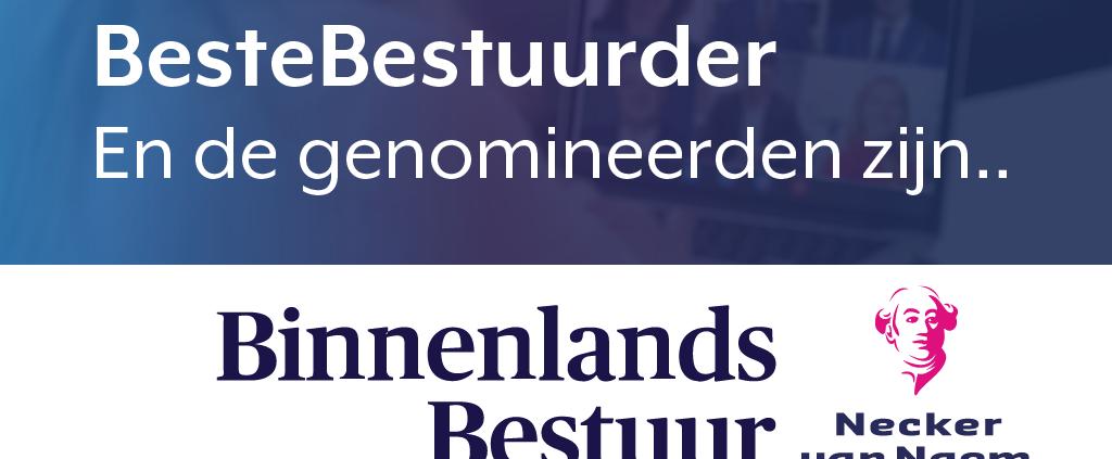 Nominaties | Beste Bestuurder